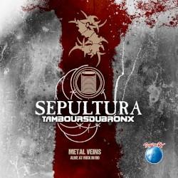 Metal Veins: Alive at Rock in Rio by Sepultura  &   Les Tambours du Bronx