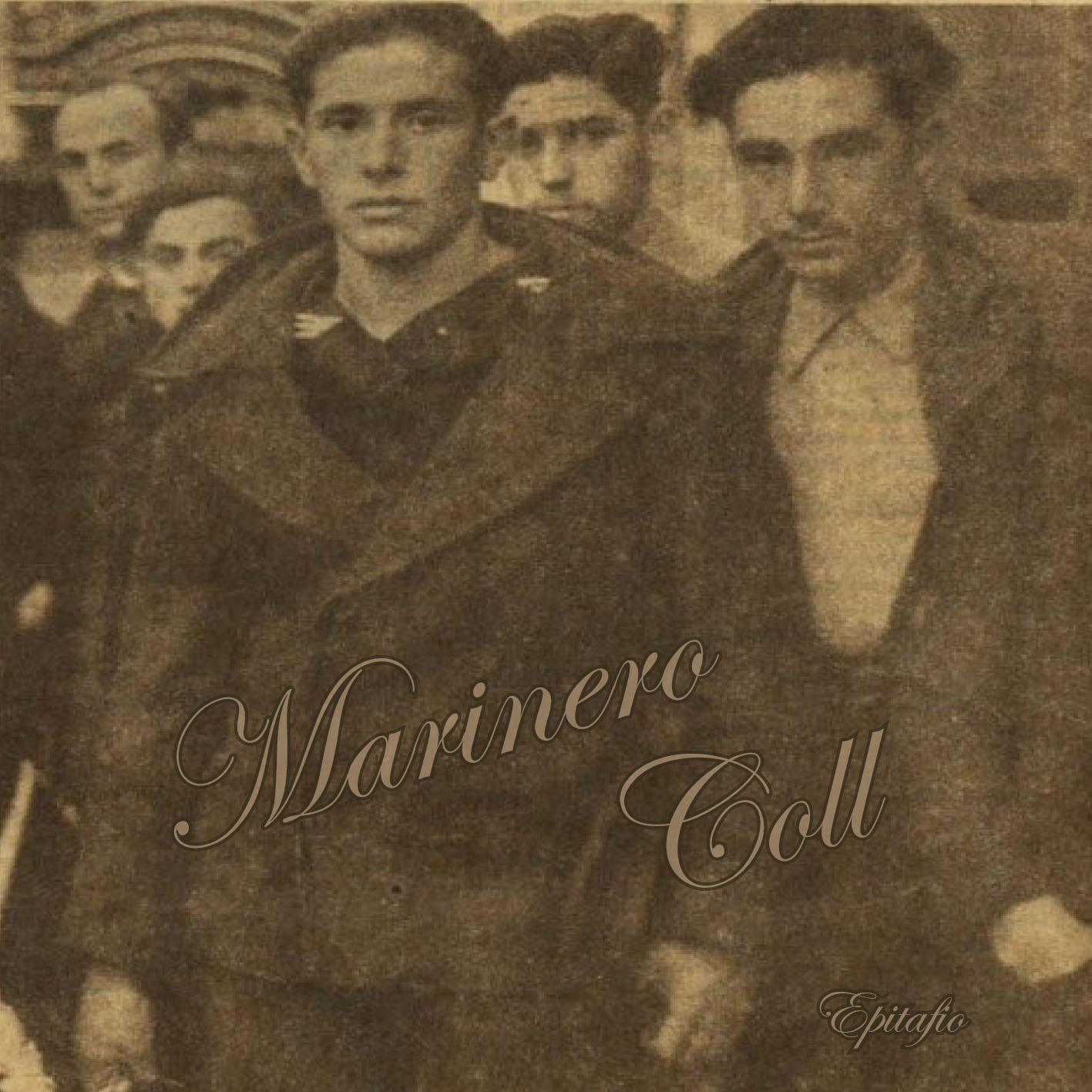 MARINERO COLL – EPITAFIO